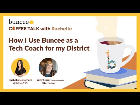 How I use Buncee as a Tech Coach for my District - YouTube