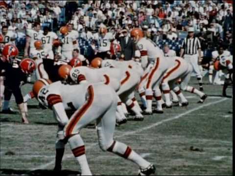 1966 Browns at Falcons Game 7