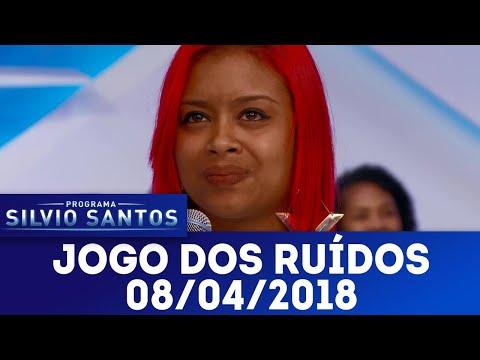 Jogo dos Ruídos - Completo | Programa Silvio Santos (08/04/18)