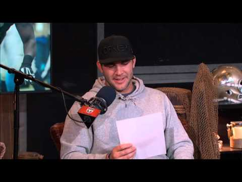 Blake Bortles reads his negative draft reviews (2/4/16)