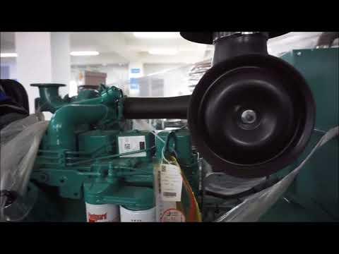 Diesel Generator China Manufacturer, Cummins OEM Factory