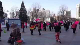 Square dancing (China) 2014年12月13日