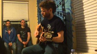 Chadwick Stokes - Pine Needle Tea (PAC) - 2/22/14, Living Room Tour - St. Louis, Missouri