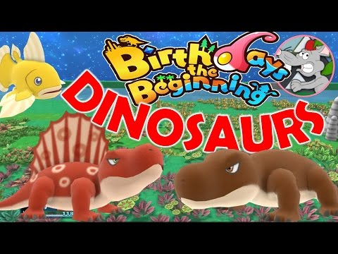 Birthdays The Beginning #2 Dinosaurs Evolved ( New Sandbox Game)