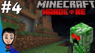 Hardcore Minecraft - Exploring The World - #4