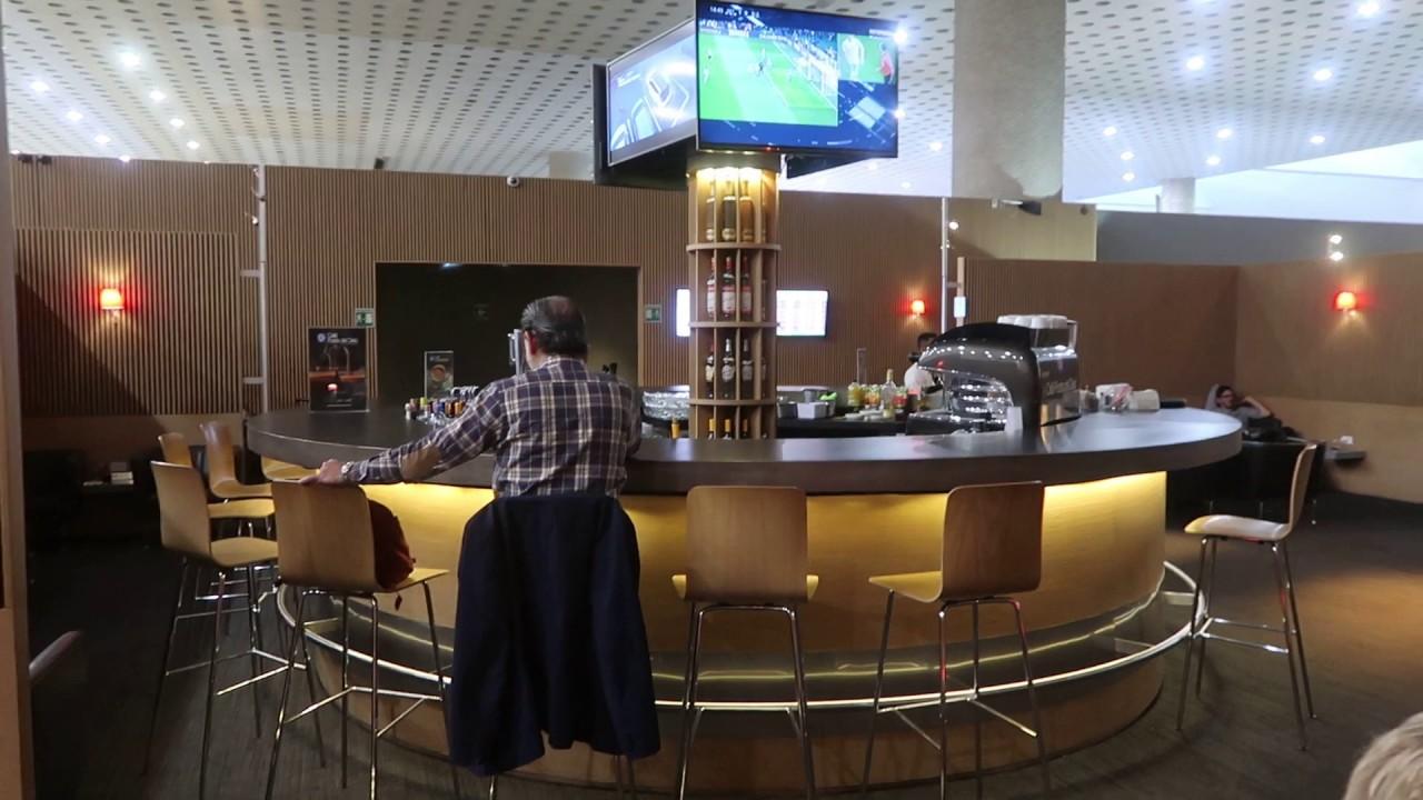 Aeromexico Lounge Mexico City Airport