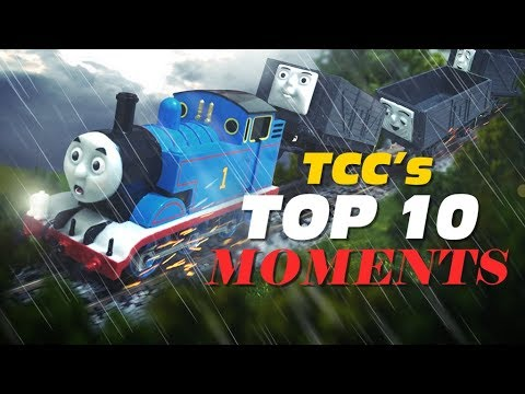 Top 10 Thomas Moments | TCC Top Ten #2 | Thomas & Friends