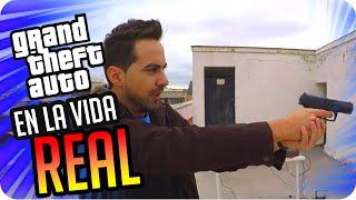 GTA EN LA VIDA REAL! | ESPECIAL - GONA Y LUH - #ROMPELASREGLAS