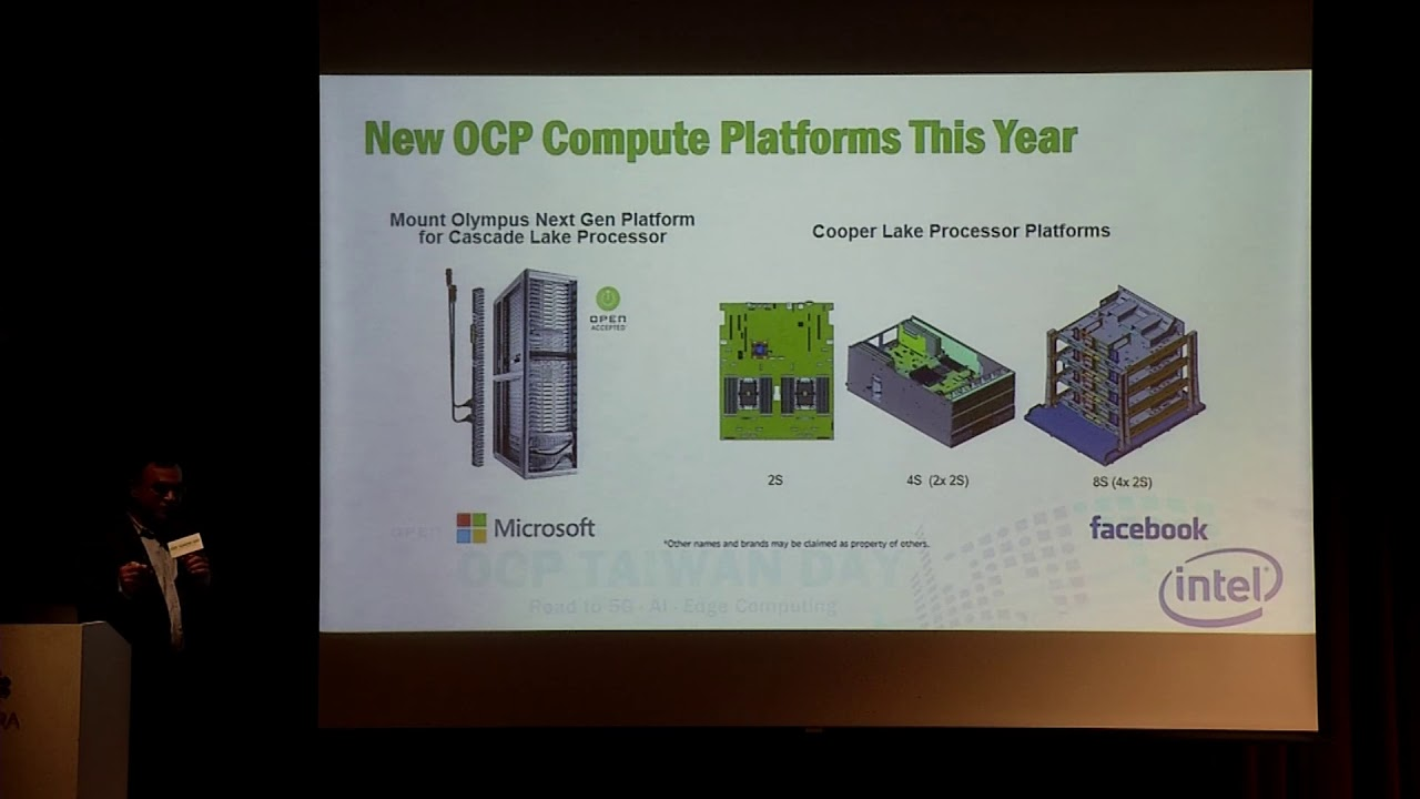OCP Taiwan Day @ Computex 2019: Cloud Innovations