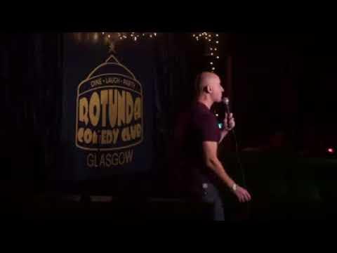 Rotunda Comedy Club Glasgow