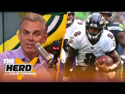 Colin Cowherd plays