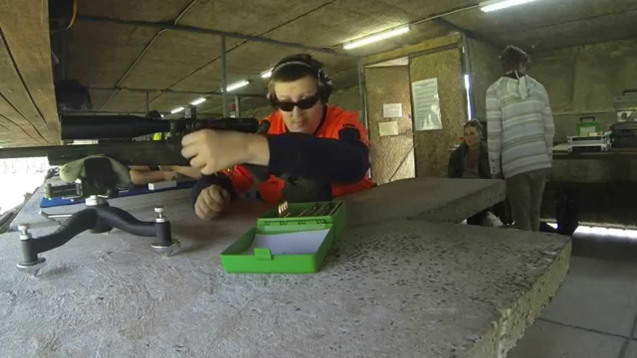 Long Range Hunting Load Build 308 Hornardy 168Gr AMax