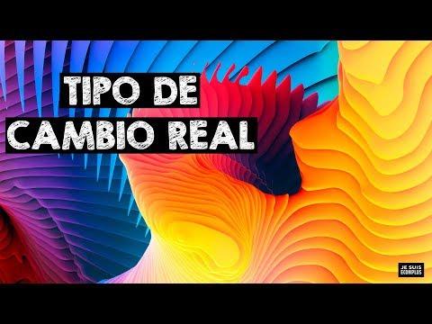 TIPO CAMBIO REAL_Las Equilibradas (Real Exchange Rate)