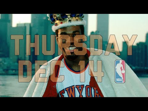 Download Youtube: NBA Daily Show: Dec. 14 - The Starters