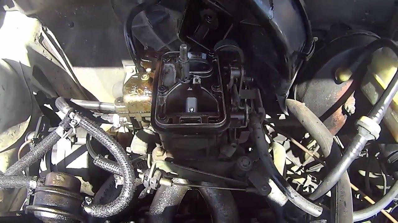 Limpieza de carburador nural 5000