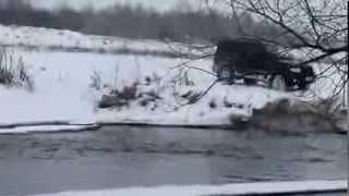 УАЗ -  Patriot -  Женя и off road ! ))