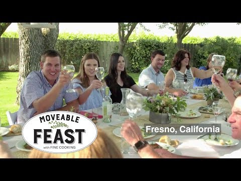 Fresno Feast With Pete Evans, Antonia Lofaso, And Nyesha Arrington