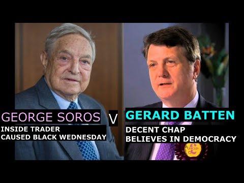 GEORGE SOROS DEMOLISHED BY BREXIT MEP IN EU DEBATE ON BREXIT - #NotOnMSM