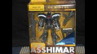 MSIA NRX-044 ASSHIMAR GREEN DIVERS VER Limited