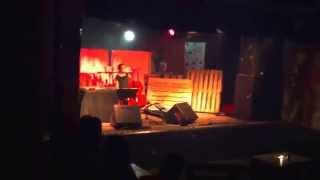 """MURSEGO """"Piztiekin """" (BAP!!-en bertsioa), Andoaingo gaztetxean 2014/07/11"""