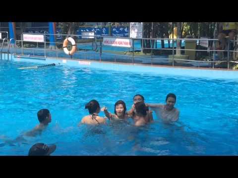 Ngọc Hải 5 du lịch Đầm Sen