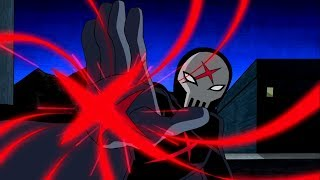Teen Titans (sin Robin) vs Red X (parte 1)