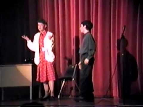 """Ben has lead role in school play """"Time and Time Again"""" - Night 1"""