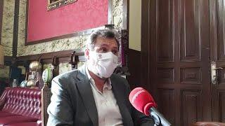Óscar Puente reconoce los errores cometidos al principio de la pandemia