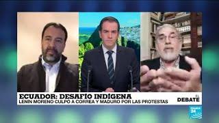 ¿Cuál es el trasfondo de la actual crisis ecuatoriana?