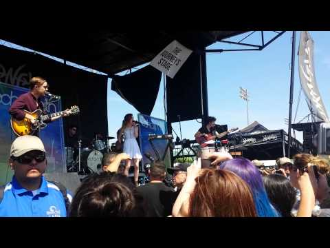 Echosmith-lets love live