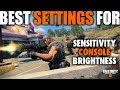 BEST SETTINGS TO USE IN BLACKOUT TO HELP YOU WIN | Call of Duty Black Ops 4 | PS4 & XBOX