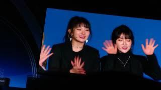 [20-02-2018] Red Velvet    Medal Plaza    PyeongChang 2018 [2]