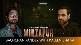 Mirzapur Season 2 l Mirzapur S1   Bachchan Pandey with Pankaj Tripathi l MIRZAPUR S2