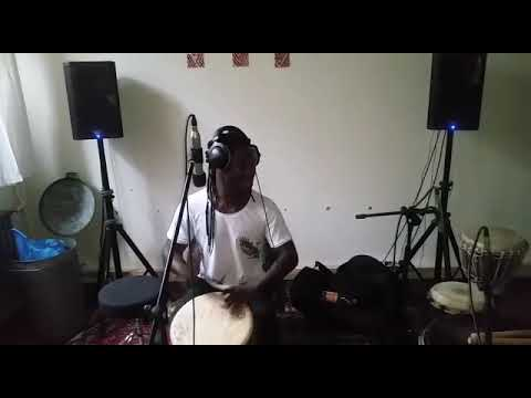 Ibou Ndiaye en Studio Basel