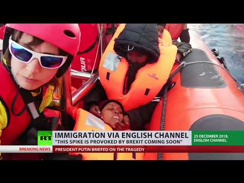 Migrant Emergency: UK and France struggle to stem tide of immigrants using English Channel