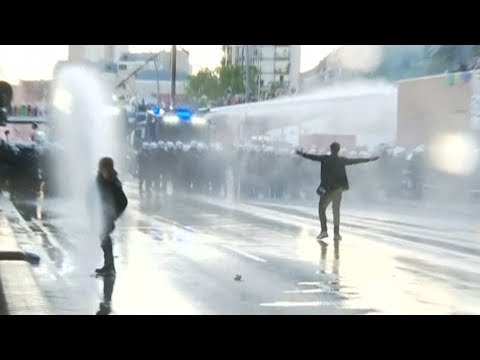 Dystopian Nightmare: Eyewitness Decries Police Repression at G20 Summit as 100,000 Take to Streets