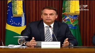 Bolsonaro propõe nova idade mínima para aposentadoria