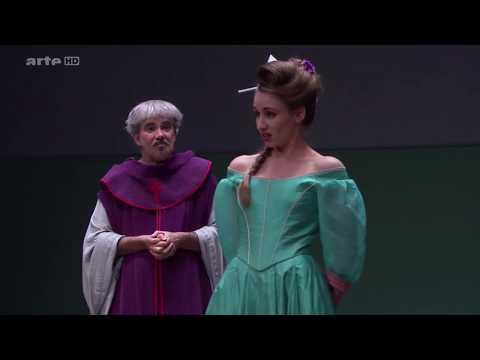"""Antoinette Dennefeld - """"Curieuse ?"""" - Air de Louise - Les Mousquetaires au Couvent - Louis Varney"""