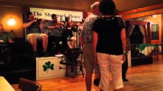 CIAW 2014 Ceili- Dylan Foley, Patrick Ourceau and George Ke