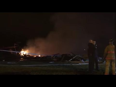House explodes on Akron street corner: Crime Scene 360