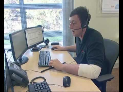 Air-IT Apprentice of the Year Award Finalist Video - Nottingham Post Business Awards 2012