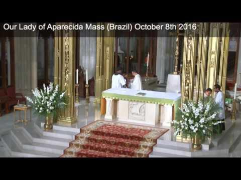 Brazilian Schola Cantorum de New York - Missa de Nossa Senhora Aparecida - Saint Patrick's Cathedral