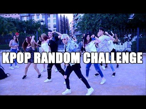 KPOP RANDOM CHALLENGE