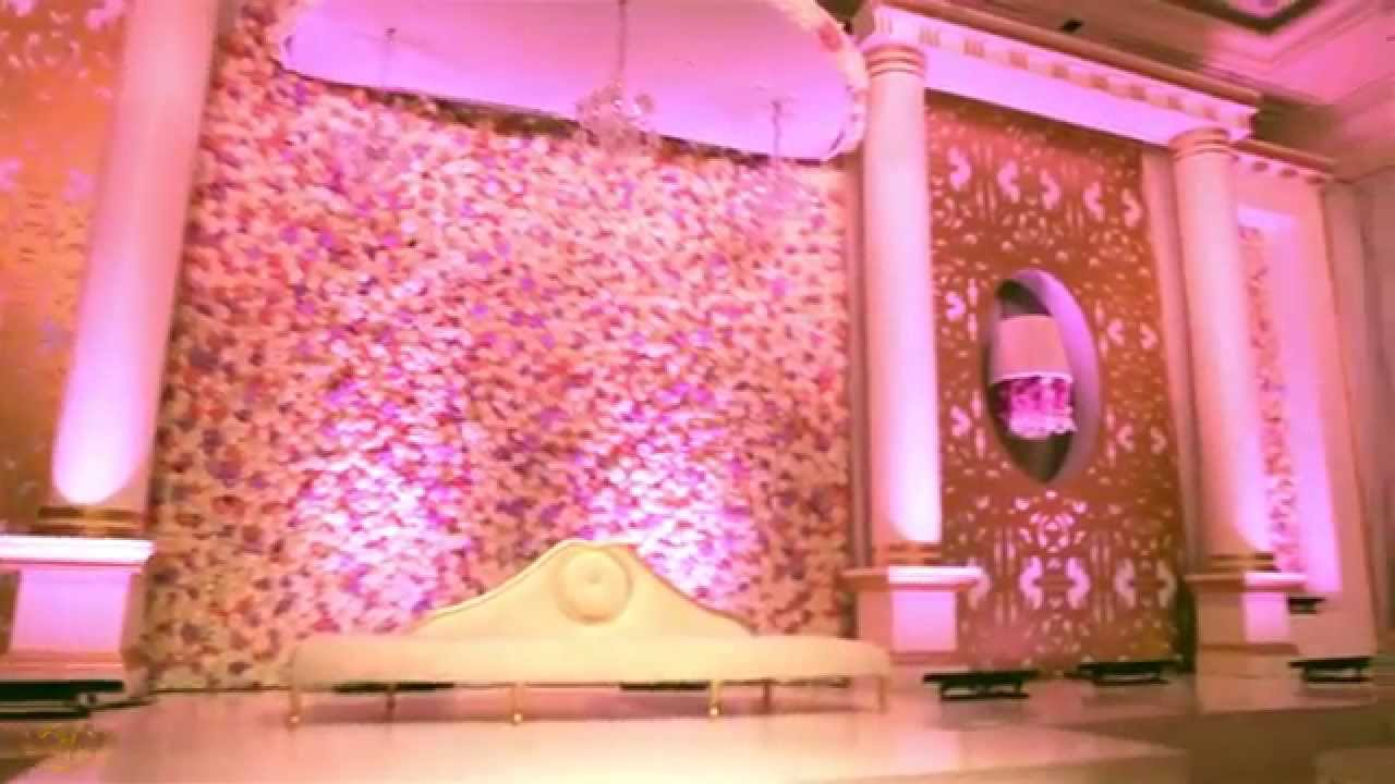 wedding decoration documentary for
