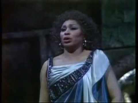 """Leontyne Price sings Aida, """"O patria mia"""""""