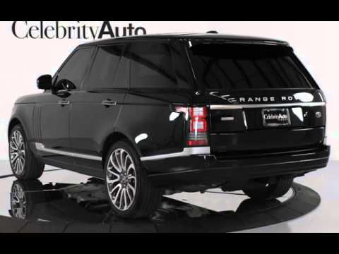 Range Rover Land Rover 2014 >> 2014 Land Rover Range Rover SC Autobiography for sale in Sarasota, FL - YouTube