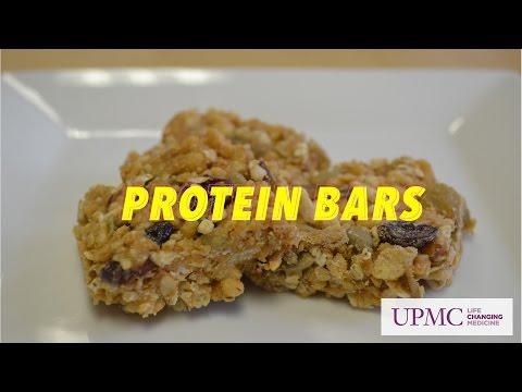 Healthy peanut butter oatmeal granola bar recipe