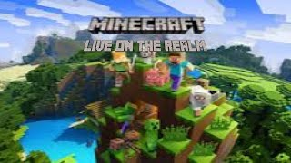 MINECRAFT AND ROBLOX (Minecraft Live On The Realm #3) | ROAD TO 550