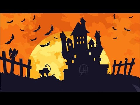 Halloween Music for Children ^o^ Instrumental Spooky Halloween Songs ^o^ Trick or Treat Music 2017