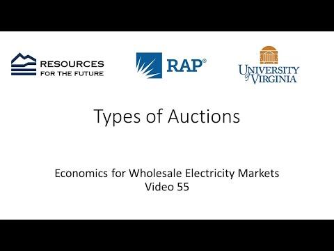 Economics #55: Types of Auctions